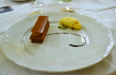 Dessert of the Royal Opera